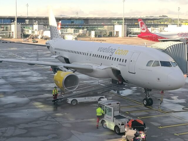 vueling reservation ブエリング航空