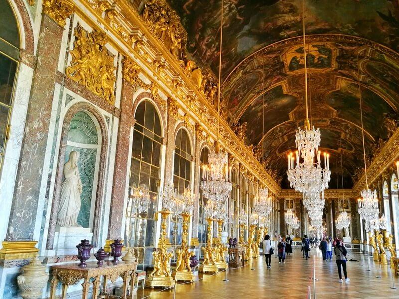 「ヴェルサイユ宮殿」の画像検索結果